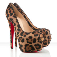 Christian Louboutin Daffodile 160mm Pumps Leopard