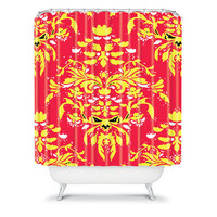 DENY Designs Home Accessories | Romi Vega Wallpaper 10 Shower Curtain