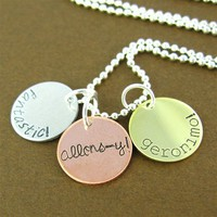 The Doctor&#x27;s Phrases Necklace - Spiffing Jewelry