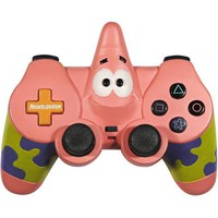 Amazon.com: GAME ELEMENTS GPS2PGP PS2 Mini Patrick Buddy Control Pad: Video Games