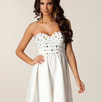 Jewel Cup Dress, Reverse