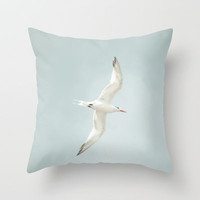 Free Bird  Throw Pillow by Bree Madden  | Society6