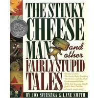 Amazon.com: The Stinky Cheese Man and Other Fairly Stupid Tales (9780670844876): Jon Scieszka, Lane Smith: Books: Reviews, Prices & more