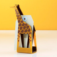 Giraffe Letter Holder - See Jane Work