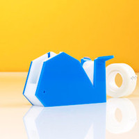 Whale Tape Dispenser - See Jane Work