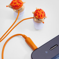 Hedgehog Earbuds!