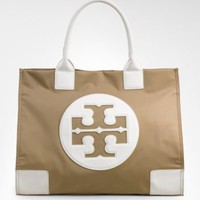 Nylon Mini Ella Tote  | Womens Totes | ToryBurch.com