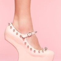 Night Spike Platform in Shoes at Nasty Gal