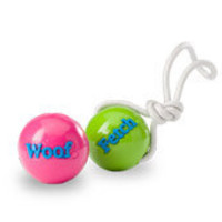 PlanetDog.com: Buy the Planet Dog Orbee-Tuff Woof. and Fetch. Balls - 5 out of 5 Chompers