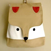 Wanderlust Critter Backpack (Fantastic Fox)