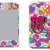 Newegg.Com - Hello Kitty iPhone 4 Case: Graffiti
