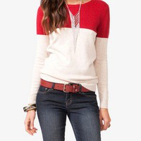 Colorblocked Sweater | FOREVER 21 - 2027705247