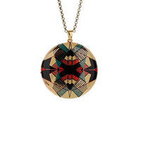 Aztec Locket Necklace - New In This Week - New In - Topshop USA