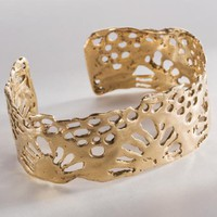 French Lace Cuff Bracelet | Jessica Ricci Jewelry