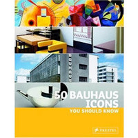 MoMA Store - 50 Bauhaus Icons You Should Know (PB)