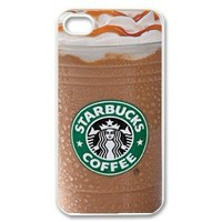 Starbucks Coffee Seatle Latte Iphone 5 Case Cover Style Ft030, Plastic Shell Hard Case Cover Protector