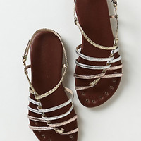 Latitudes Strappy Sandals