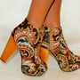 Paisley Litas Boots