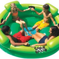 Inflatable Swimming Pool Shock Rocker: Toys & Games
