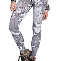 Disney Alice In Wonderland Leggings - 393563