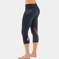 Women's UA Studio Rave Capri | 1240248 | Under Armour US