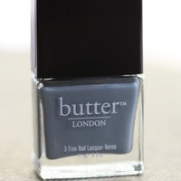 Lady Muck Nail Laquer By Butter London | Modern Vintage Accessories | Modern Vintage Bridal