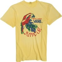 VANS MAN I NEED A JUNGLE TEE | Swell.com