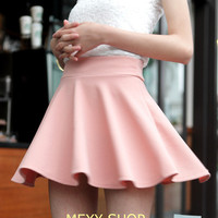Spring Pallette Swing Skirt - Mexy  - New fashion clothing &amp; accessories for smaller size women like you - Mexy Shop