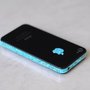 Original iPhone 4 GSM AT&amp;T Antenna Wrap (Sparkling Turquoise)