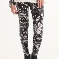 Kirra Cosmic Ponte Leggings at PacSun.com