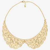 Floral Collar Necklace | FOREVER 21 - 1011534056