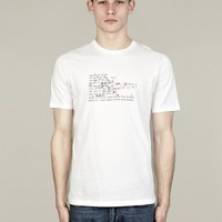 Men's Heaven Print T-Shirt