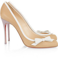 Christian Louboutin Beauty 100 Leather Pump