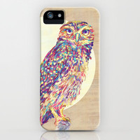 Owl  iPhone Case by Jacqueline Maldonado | Society6