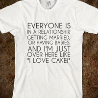 I LOVE CAKE - Get in my Closet