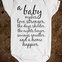 a baby makes.... - Get in my Closet