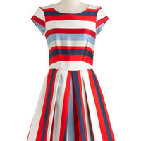 Nautical in the World Dress | Mod Retro Vintage Dresses | ModCloth.com