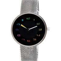 CHROMA WATCH | Chromas, Watches, Time, Clock, Color, Changing, Colors | UncommonGoods