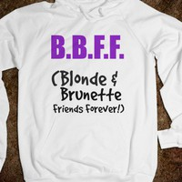 BBFF - Blonde & Brunette Friends Forever - Connected Universe