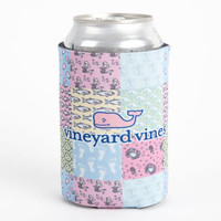 Vineyard Vines Accessories: EDSFTG Patchwork Coozie – Vineyard Vines