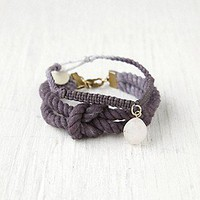 Knotted Rope Bracelet at Free People Clothing Boutique
