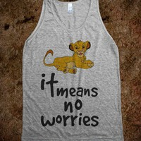 No Worries - Protego - Skreened T-shirts, Organic Shirts, Hoodies, Kids Tees, Baby One-Pieces and Tote Bags