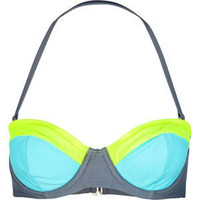 GOSSIP Get On Board Bikini Top 189199240 | swimsuits | Tillys.com