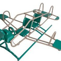 Amazon.com: Lifetime Ace Flyer Teeter-Totter (Earthtones): Sports & Outdoors