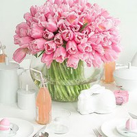 Whitehaven: Easter Tablescapes on we heart it / visual bookmark #24835047