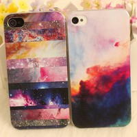 Galaxy  Case For Iphone 4/4s/5