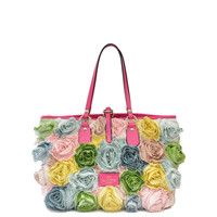 VALENTINO GARAVANI Medium Rosier tote  | Lindelepalais.com 12913