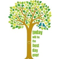 Best Day Ever natural by erinjaneshop on Etsy