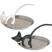 Kitty Trinket Tray 