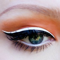 Lime Crime Lunar SEA Pure White Liquid Eyeliner